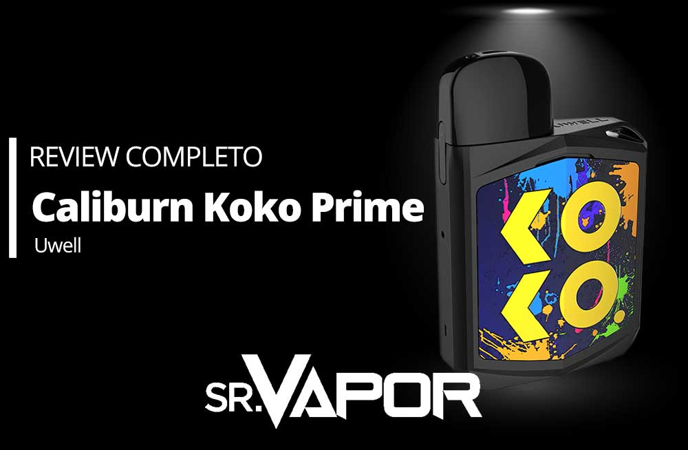Caliburn Koko Prime - Uwell Review