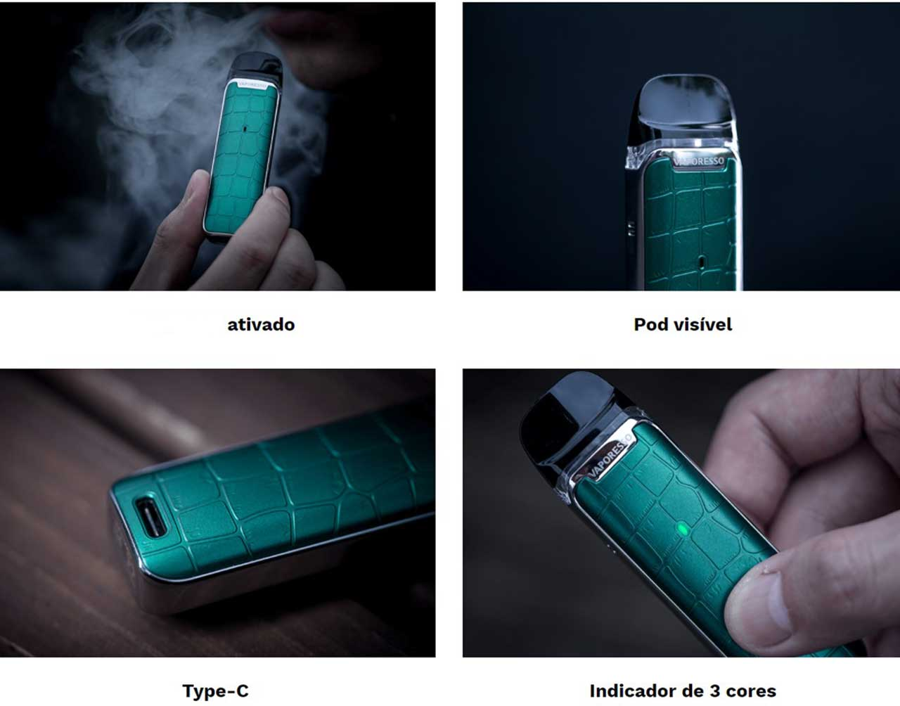 Luxe Q Pod System Vaporesso